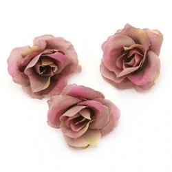 цвят роза