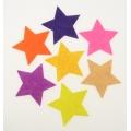 звездички от филц