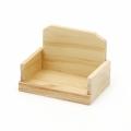 дървен диван