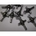 метализирани кръстчета