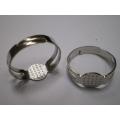 метална основа за пръстен