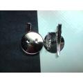 метална основа за брошка